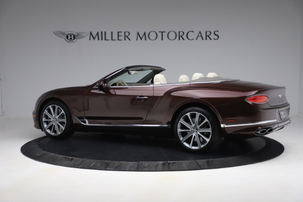 New 2020 Bentley Continental GT V8 for sale $269,605 at Maserati of Westport in Westport CT 06880 4