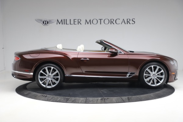 New 2020 Bentley Continental GT V8 for sale $269,605 at Maserati of Westport in Westport CT 06880 9