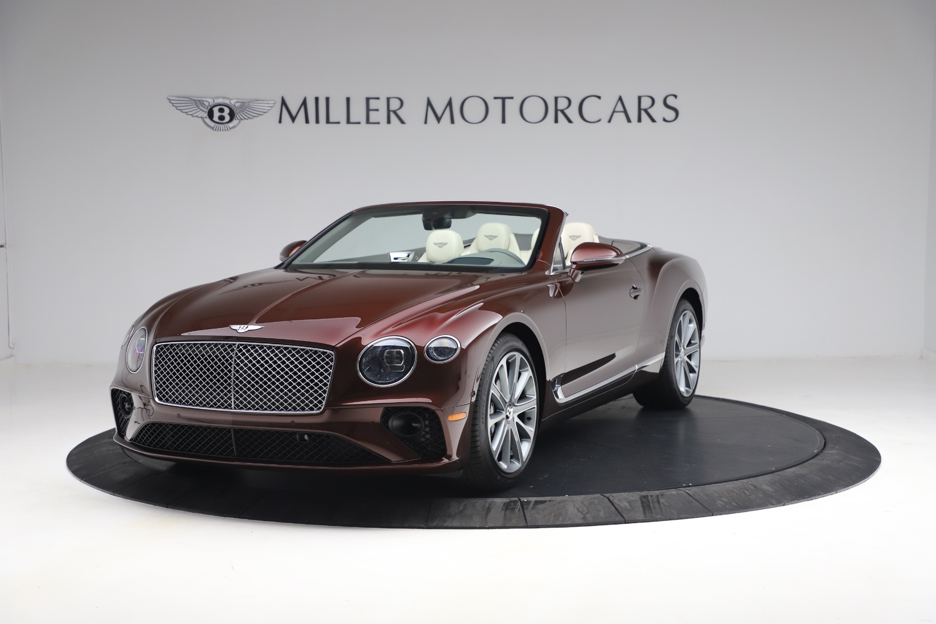 New 2020 Bentley Continental GT V8 for sale $269,605 at Maserati of Westport in Westport CT 06880 1