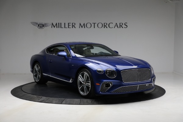 New 2020 Bentley Continental GT V8 for sale $255,080 at Maserati of Westport in Westport CT 06880 11