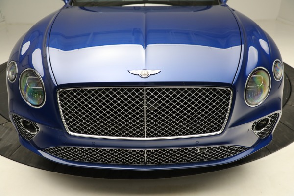 New 2020 Bentley Continental GT V8 for sale $255,080 at Maserati of Westport in Westport CT 06880 13