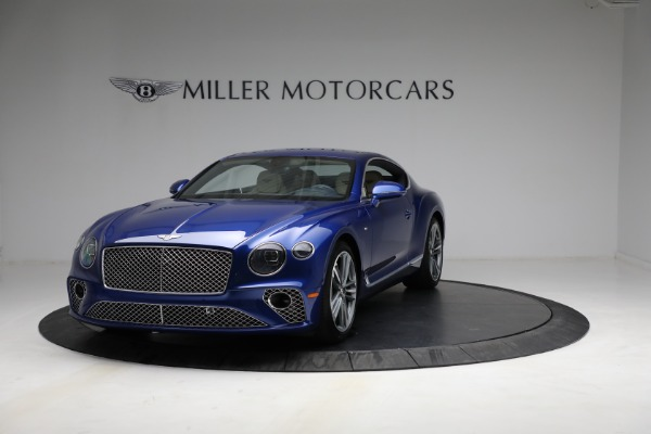 New 2020 Bentley Continental GT V8 for sale $255,080 at Maserati of Westport in Westport CT 06880 2