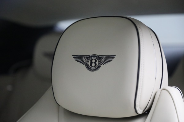 New 2020 Bentley Continental GT V8 for sale $255,080 at Maserati of Westport in Westport CT 06880 20