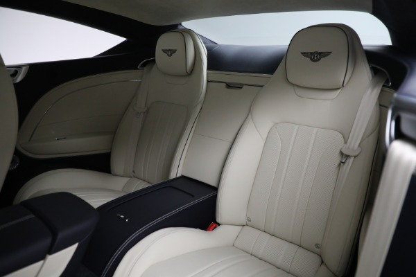 New 2020 Bentley Continental GT V8 for sale $255,080 at Maserati of Westport in Westport CT 06880 21