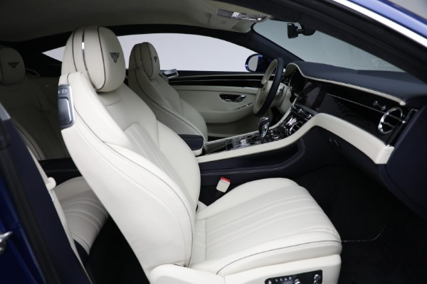 New 2020 Bentley Continental GT V8 for sale $255,080 at Maserati of Westport in Westport CT 06880 24