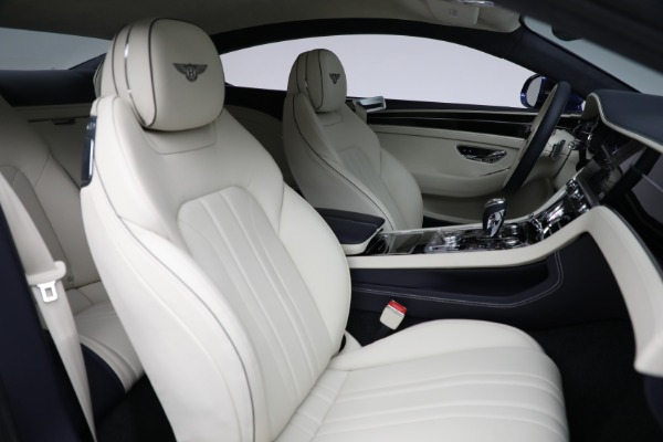 New 2020 Bentley Continental GT V8 for sale $255,080 at Maserati of Westport in Westport CT 06880 25