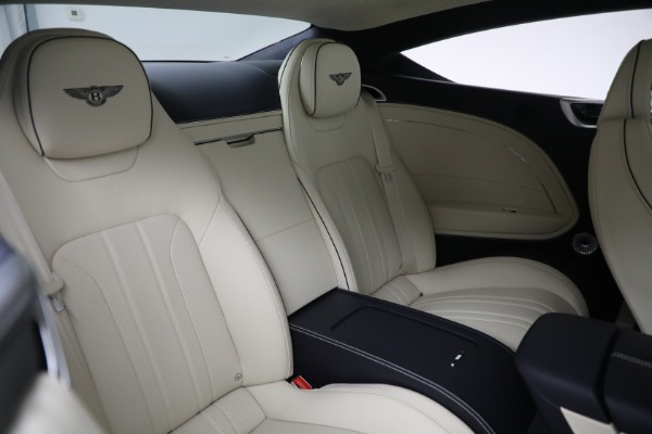 New 2020 Bentley Continental GT V8 for sale $255,080 at Maserati of Westport in Westport CT 06880 26