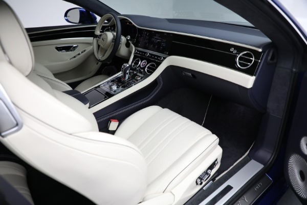 New 2020 Bentley Continental GT V8 for sale $255,080 at Maserati of Westport in Westport CT 06880 27