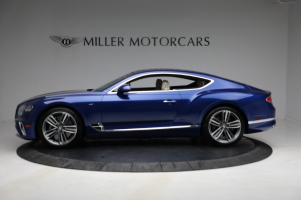 New 2020 Bentley Continental GT V8 for sale $255,080 at Maserati of Westport in Westport CT 06880 3