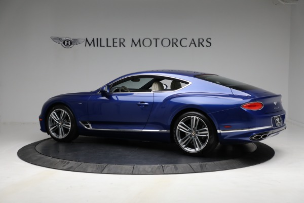 New 2020 Bentley Continental GT V8 for sale $255,080 at Maserati of Westport in Westport CT 06880 4