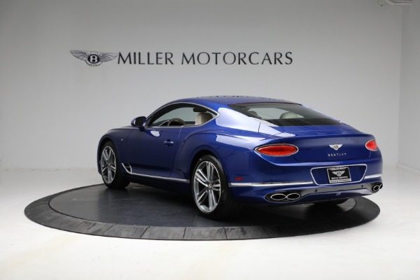 New 2020 Bentley Continental GT V8 for sale $255,080 at Maserati of Westport in Westport CT 06880 5