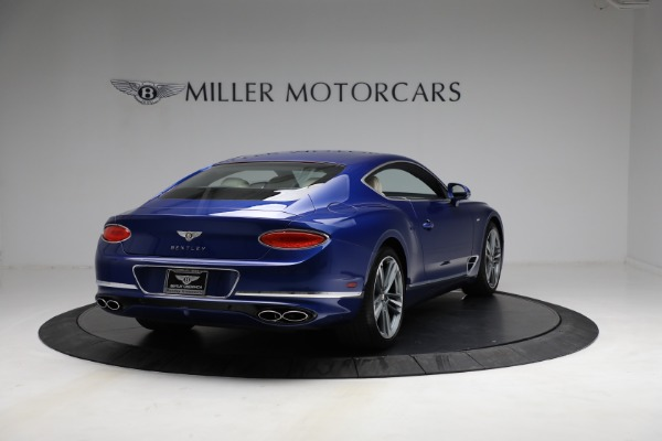 New 2020 Bentley Continental GT V8 for sale $255,080 at Maserati of Westport in Westport CT 06880 7