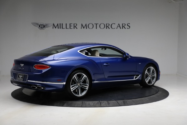 New 2020 Bentley Continental GT V8 for sale $255,080 at Maserati of Westport in Westport CT 06880 8