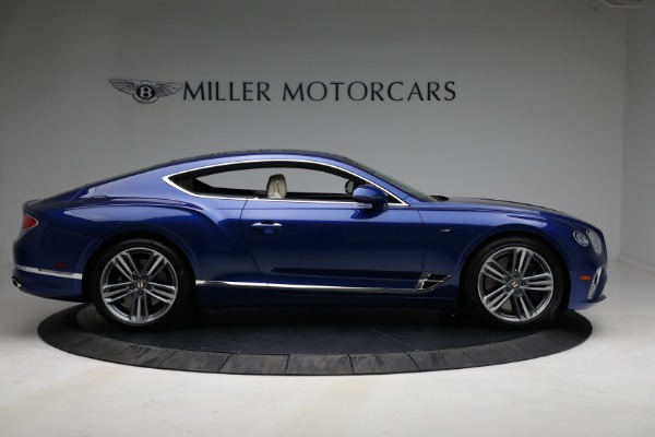 New 2020 Bentley Continental GT V8 for sale $255,080 at Maserati of Westport in Westport CT 06880 9