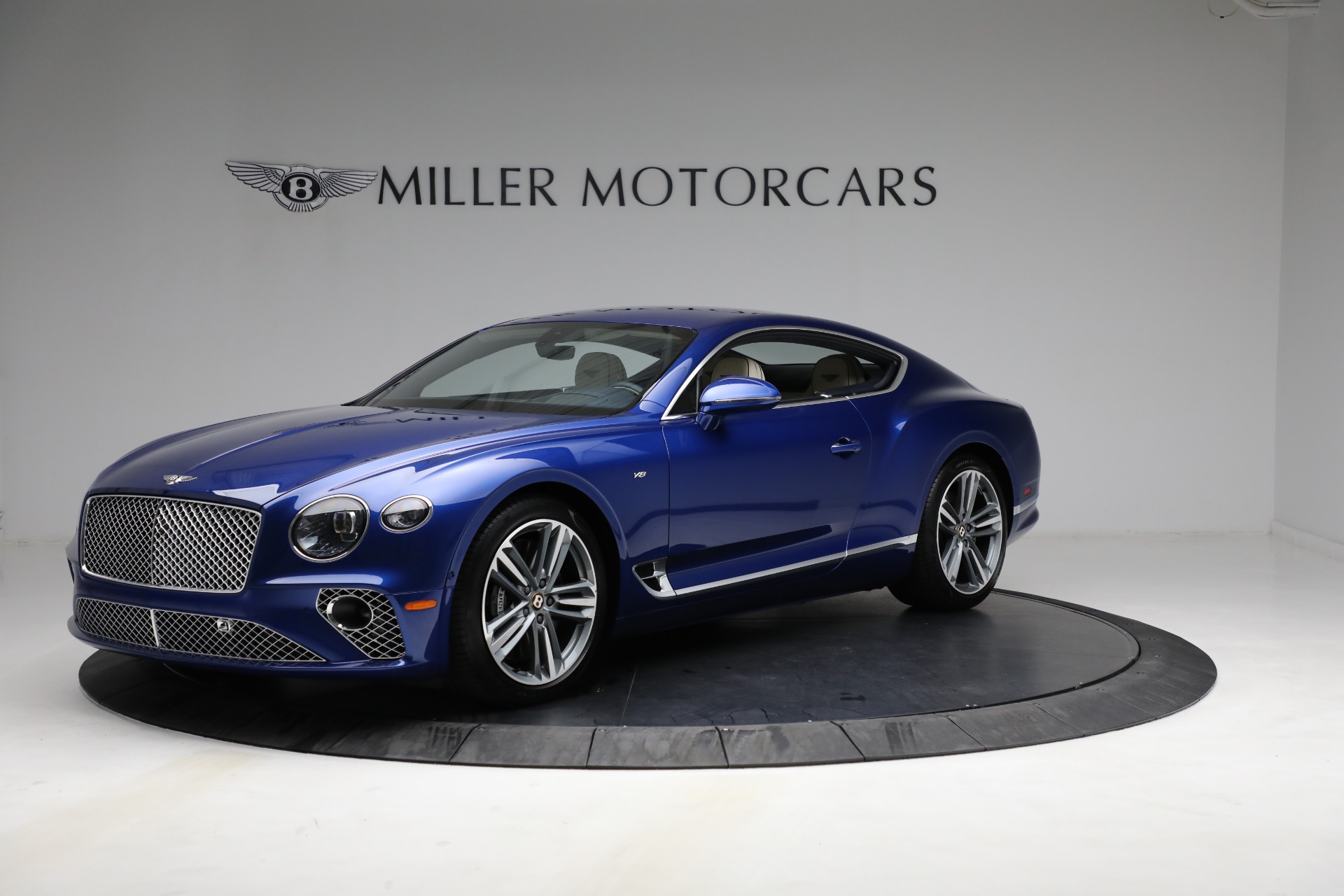 New 2020 Bentley Continental GT V8 for sale $255,080 at Maserati of Westport in Westport CT 06880 1