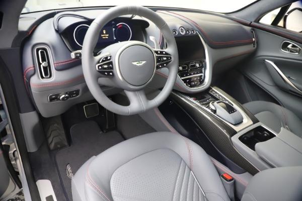 New 2021 Aston Martin DBX for sale $210,786 at Maserati of Westport in Westport CT 06880 13