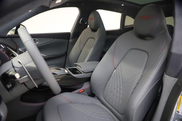 New 2021 Aston Martin DBX for sale $210,786 at Maserati of Westport in Westport CT 06880 14
