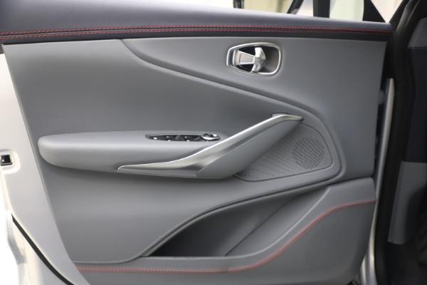 New 2021 Aston Martin DBX for sale $210,786 at Maserati of Westport in Westport CT 06880 15