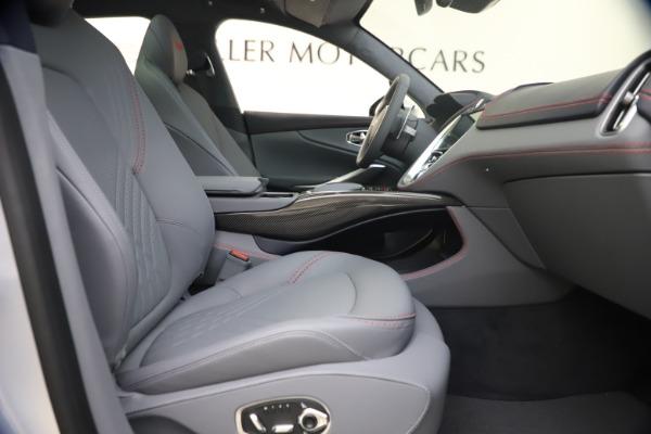 New 2021 Aston Martin DBX for sale $210,786 at Maserati of Westport in Westport CT 06880 19