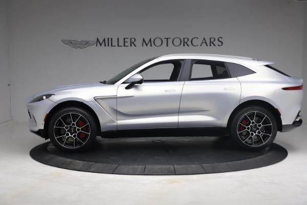 New 2021 Aston Martin DBX for sale $210,786 at Maserati of Westport in Westport CT 06880 2