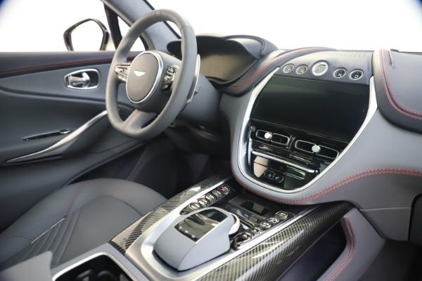 New 2021 Aston Martin DBX for sale $210,786 at Maserati of Westport in Westport CT 06880 20