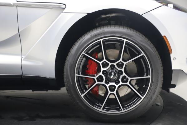 New 2021 Aston Martin DBX for sale $210,786 at Maserati of Westport in Westport CT 06880 23
