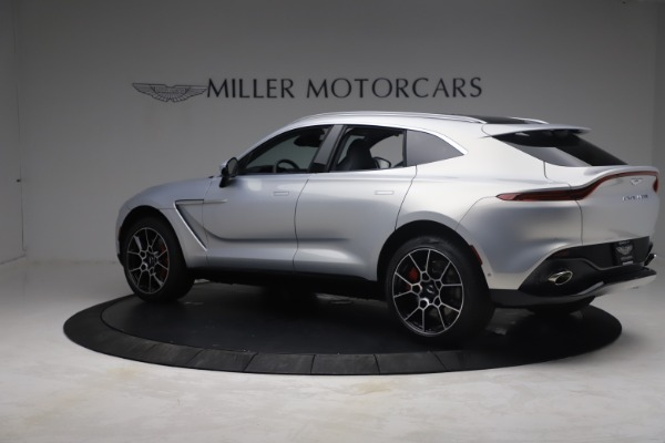 New 2021 Aston Martin DBX for sale $210,786 at Maserati of Westport in Westport CT 06880 3