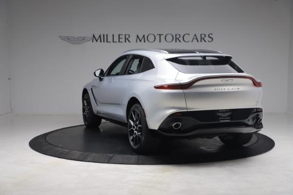 New 2021 Aston Martin DBX for sale $210,786 at Maserati of Westport in Westport CT 06880 4