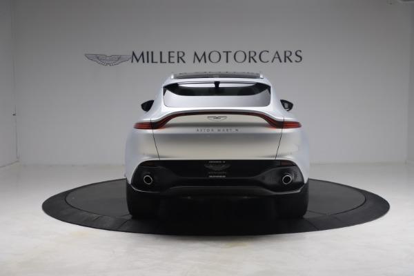 New 2021 Aston Martin DBX for sale $210,786 at Maserati of Westport in Westport CT 06880 5