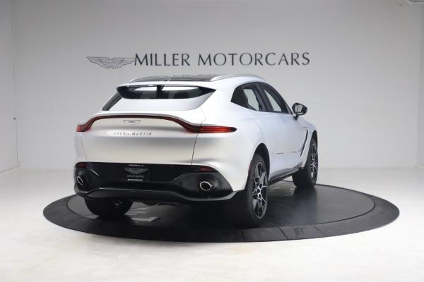 New 2021 Aston Martin DBX for sale $210,786 at Maserati of Westport in Westport CT 06880 6