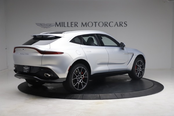 New 2021 Aston Martin DBX for sale $210,786 at Maserati of Westport in Westport CT 06880 7