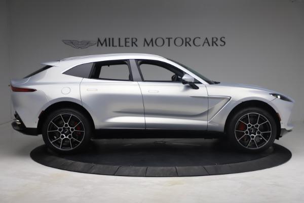 New 2021 Aston Martin DBX for sale $210,786 at Maserati of Westport in Westport CT 06880 8