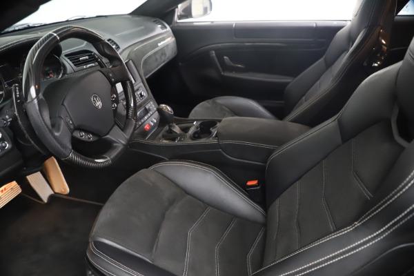 Used 2014 Maserati GranTurismo MC for sale Sold at Maserati of Westport in Westport CT 06880 17
