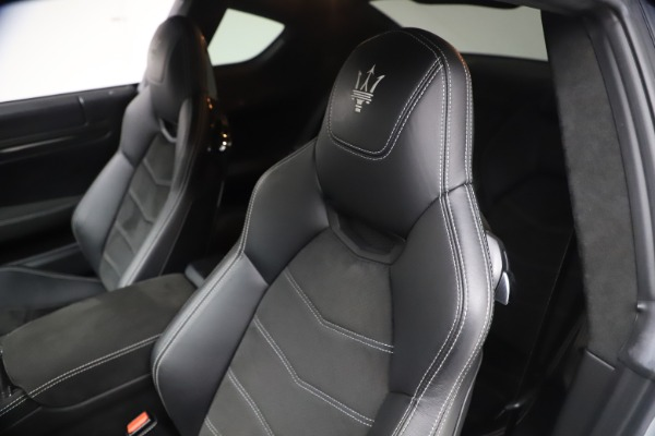 Used 2014 Maserati GranTurismo MC for sale Sold at Maserati of Westport in Westport CT 06880 19