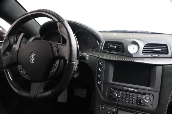 Used 2014 Maserati GranTurismo MC for sale Sold at Maserati of Westport in Westport CT 06880 25