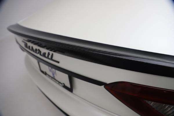 Used 2014 Maserati GranTurismo MC for sale Sold at Maserati of Westport in Westport CT 06880 28
