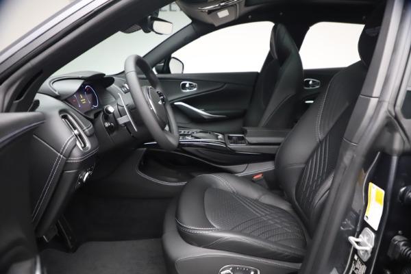 New 2021 Aston Martin DBX for sale $208,786 at Maserati of Westport in Westport CT 06880 13