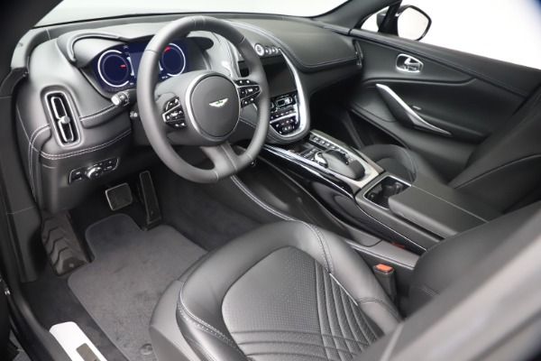 New 2021 Aston Martin DBX for sale $208,786 at Maserati of Westport in Westport CT 06880 14
