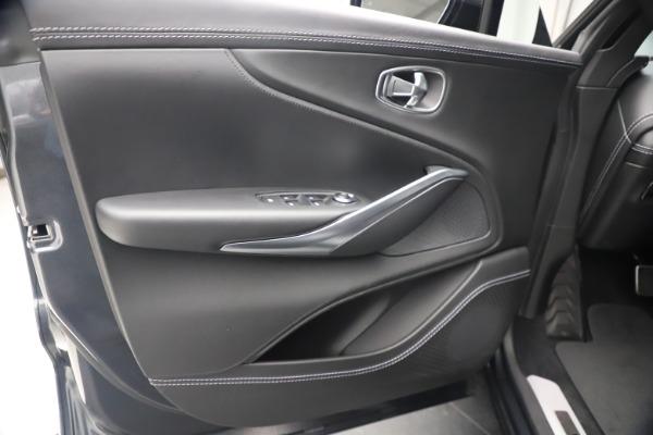 New 2021 Aston Martin DBX for sale $208,786 at Maserati of Westport in Westport CT 06880 16