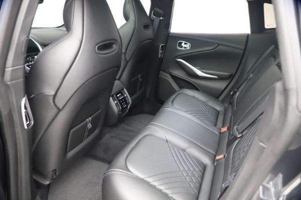 New 2021 Aston Martin DBX for sale $208,786 at Maserati of Westport in Westport CT 06880 17
