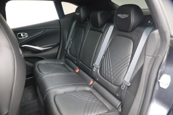 New 2021 Aston Martin DBX for sale $208,786 at Maserati of Westport in Westport CT 06880 18