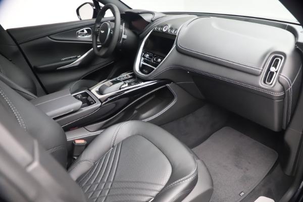 New 2021 Aston Martin DBX for sale $208,786 at Maserati of Westport in Westport CT 06880 19