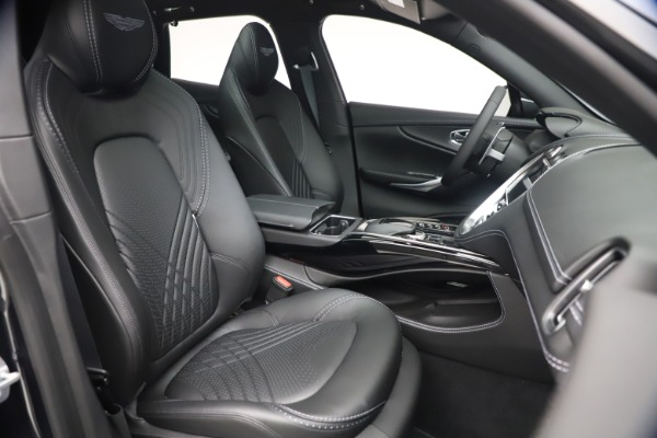 New 2021 Aston Martin DBX for sale $208,786 at Maserati of Westport in Westport CT 06880 20