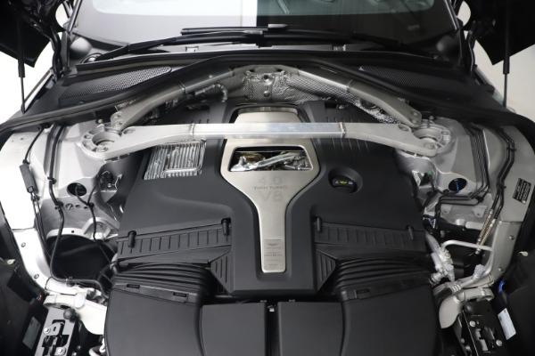 New 2021 Aston Martin DBX for sale $208,786 at Maserati of Westport in Westport CT 06880 23