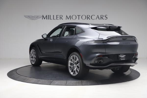 New 2021 Aston Martin DBX for sale $208,786 at Maserati of Westport in Westport CT 06880 4