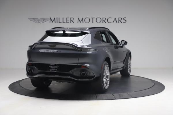 New 2021 Aston Martin DBX for sale $208,786 at Maserati of Westport in Westport CT 06880 6