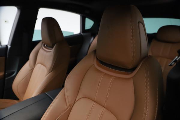 Used 2021 Maserati Levante GranSport for sale $73,900 at Maserati of Westport in Westport CT 06880 15