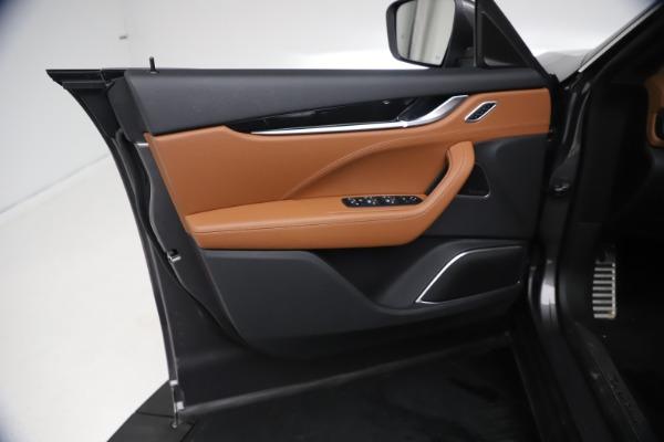 Used 2021 Maserati Levante GranSport for sale $73,900 at Maserati of Westport in Westport CT 06880 16
