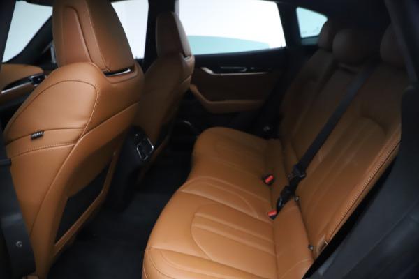 Used 2021 Maserati Levante GranSport for sale $73,900 at Maserati of Westport in Westport CT 06880 18