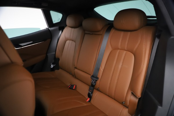 Used 2021 Maserati Levante GranSport for sale $73,900 at Maserati of Westport in Westport CT 06880 19